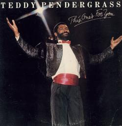 Teddy Pendergrass - This Ones For You LP Vinyl