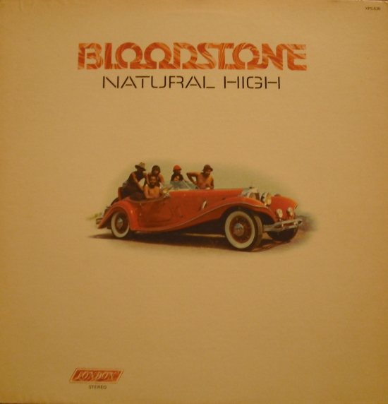 Bloodstone - Natural High LP Vinyl