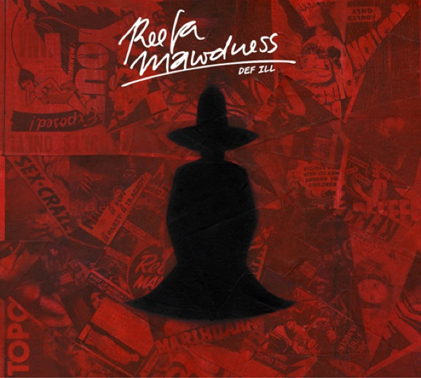 "DEF ILL LIMITED REEFA MAWDNESS ""ART EDITION"" CD PACKAGE"