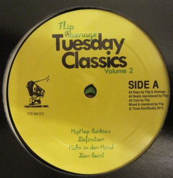 Flip & Average - Tuesday Classics Vol. 2 2LP