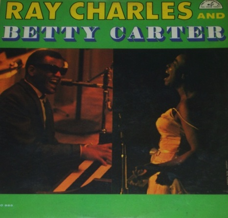 Ray Charles And Betty Carter - S/T LP Vinyl