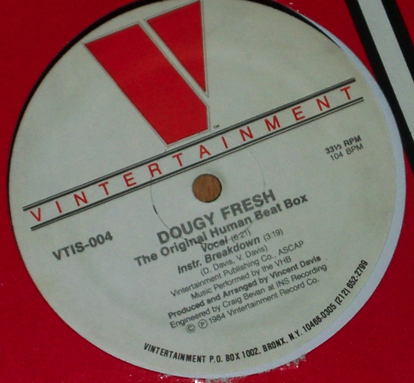 Dougy Fresh The Original Human Beat Box