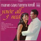 Marvin Gaye & Tammi Terrell - You're All I Need LP Vinyl
