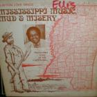 Clayton Love Sings Mississippi Music, Mud & Misery LP Vinyl