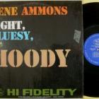 Gene Ammons - Light, Bluesy And Moody LP Vinyl