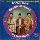 The Isley Brothers - It's Our Thing LP Vinyl