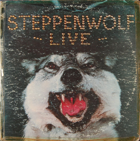 Steppenwolf - Live 2LP Vinyl
