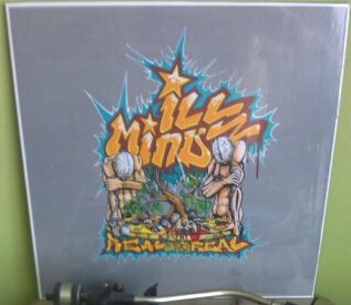 Illmindz - Real Recognize Real VINYL LP